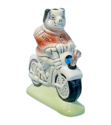 Ceramic Motorcycle Hukkha