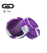 Grace Glass Silicone Dabs 55 mm