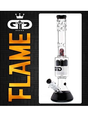 Bong Grace Glass Di Flame