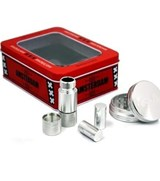 Amsterdam Gift Set - Grinder e Pollen Press