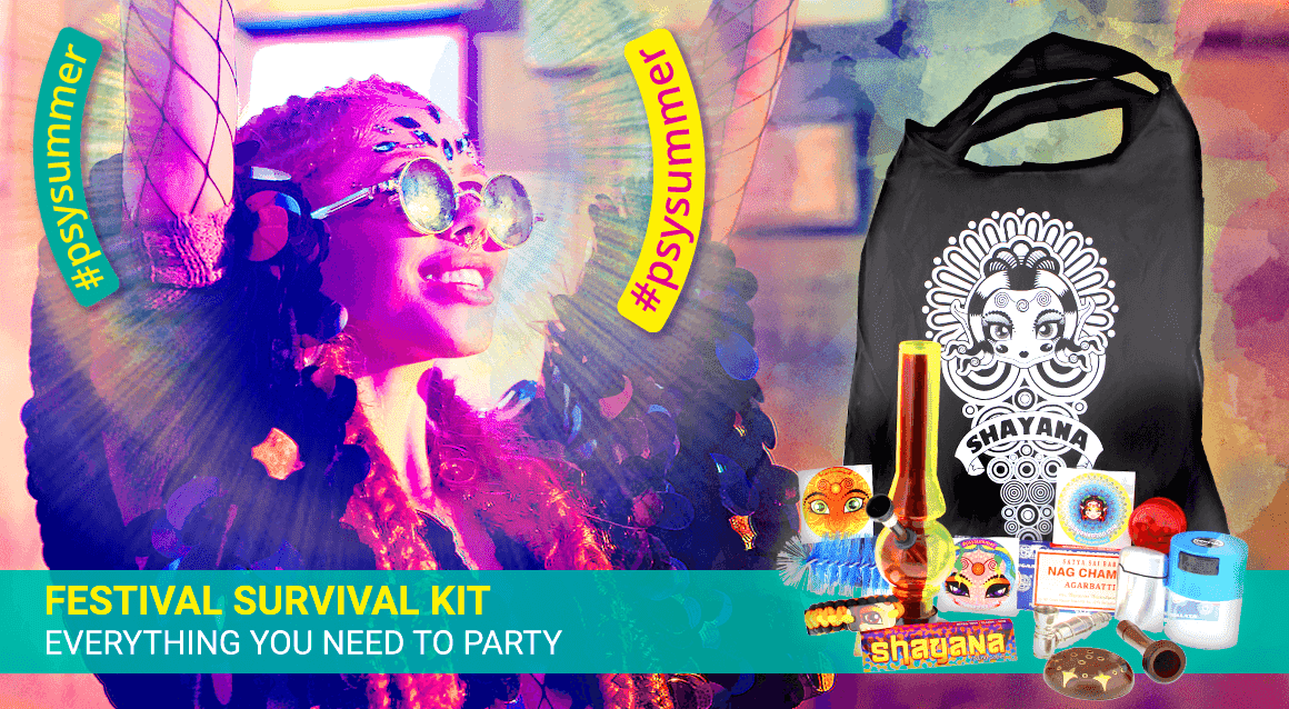 Festival Survival Kit