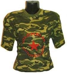Colombian Connection Cammo T-Shirt